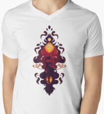 The Lord of Time Men's V-Neck T-Shirt