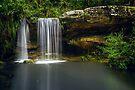 Sydney Waterfalls - Berowra Creek II by vilaro Images