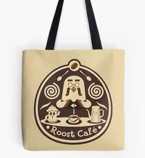 Roost Cafe Tote Bag