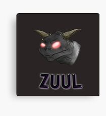 There is no Dana, only Zuul. Canvas Print