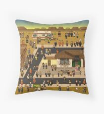 Super Breaking Bad Throw Pillow