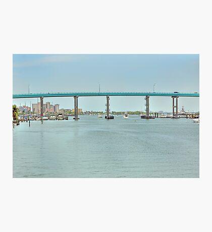 Sky Bridge  Photographic Print
