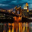Cincinnati Reflection by thatche2