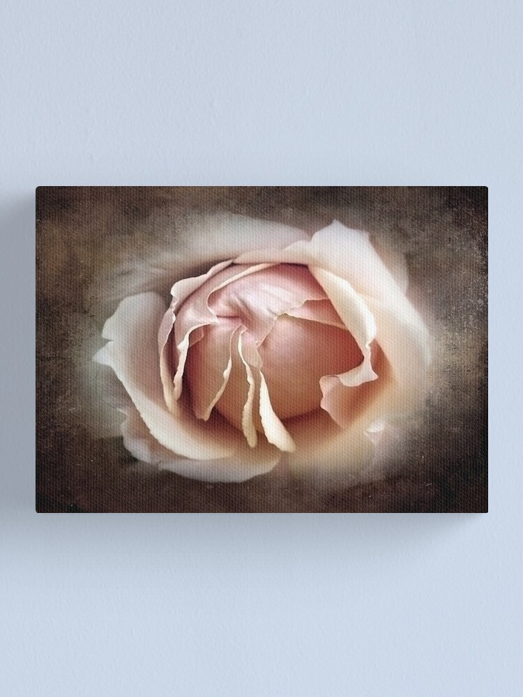 Alternate view of My Love is Unfolding Canvas Print