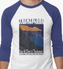 Trenzalore Cemetery Tours Men's Baseball ¾ T-Shirt