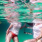 Two Mermaids by globeboater