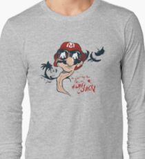 Fear and Loathing in the Mushroom Kingdom Long Sleeve T-Shirt