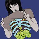 guts girl by Edgar Borunda