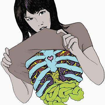 guts girl by edgar915