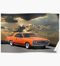 1967 Chevrolet Chevelle Poster