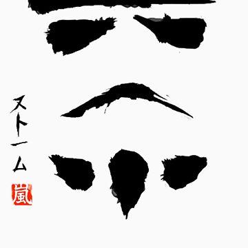 Star Wars Droid Minimalistic Painting by capitalkifoo