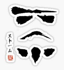 Star Wars Droid Minimalistic Painting Sticker
