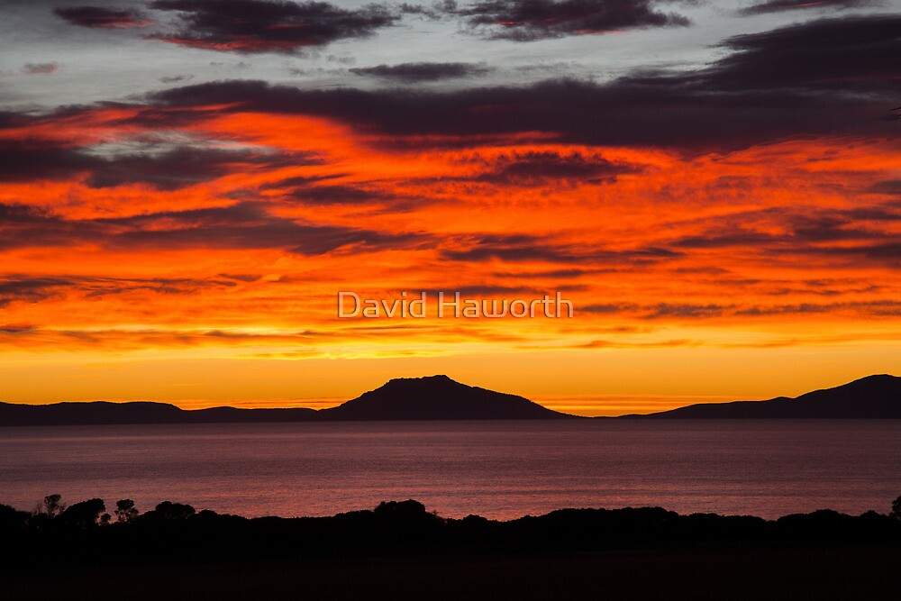Oyster Bay Sunrise by David Haworth