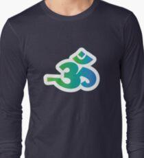 Om / Aum - Sanskrit Hindu Symbol - G2B Long Sleeve T-Shirt