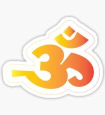 Om / Aum - Sanskrit Hindu Symbol - Y2R Sticker