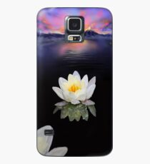 Lotus at Dawn Case/Skin for Samsung Galaxy