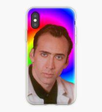 Nicolas Cage's Mind iPhone Case