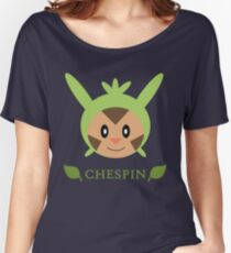 Chespin - Pokemon X & Y Women's Relaxed Fit T-Shirt