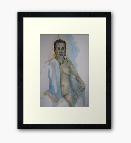 Carmen III Framed Print