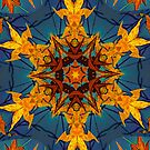 Leaves Fractal  by Tori Snow