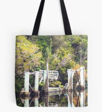 JETTY TWO Tote Bag