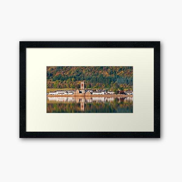 Inveraray, Scotland Framed Art Print