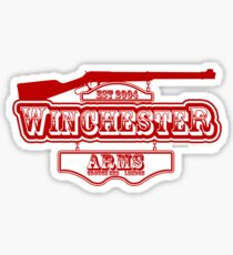 Winchester Arms Sticker