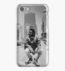 Kendrick Lamar - Alright (Music Video) iPhone Case/Skin