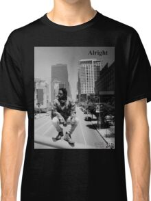 Kendrick Lamar - Alright (Music Video) Classic T-Shirt