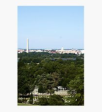 Remembering our Nations Past. Photographic Print