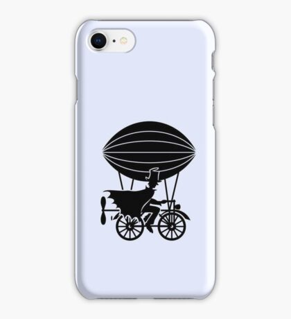 Airship Cyclist VRS2 iPhone Case/Skin