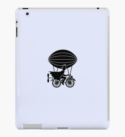 Airship Cyclist VRS2 iPad Case/Skin