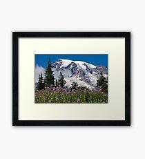 Rainier Framed Print