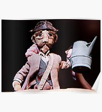 Puppetry Adjustment Poster
