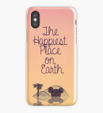 Happiest Place on Earth iPhone Case
