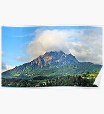 Beautiful Switzerland 3 Poster