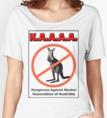 THE K.A.A.A.A. Women's Relaxed Fit T-Shirt