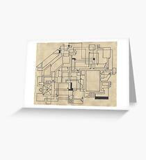The Schematic Greeting Card