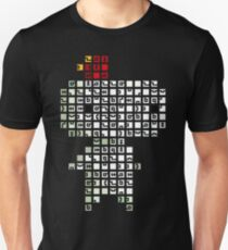 Fez Tiles Slim Fit T-Shirt
