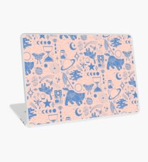 Collecting the Stars Laptop Skin
