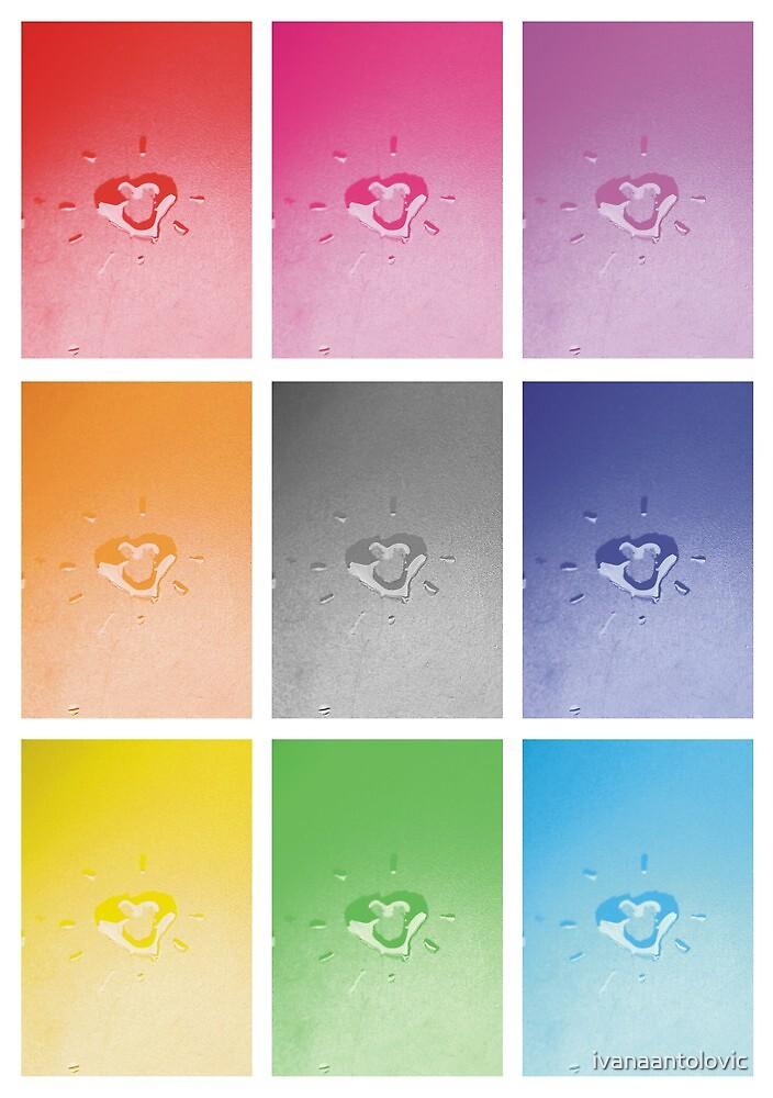Wet heart - rainbow dash by ivanaantolovic