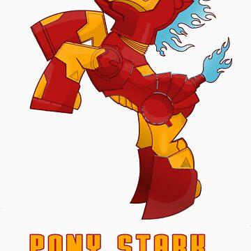 Pony Stark: Agent of F.I.E.L.D by irrational-gaz
