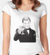 Leonardo Women's Fitted Scoop T-Shirt