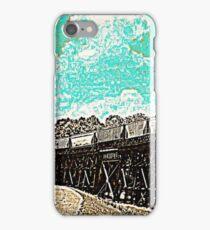 Train Trestle iPhone Case/Skin