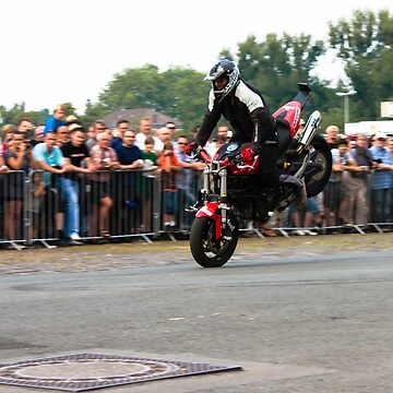 motorcycle stunt 001 by dirkhinz