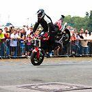 motorcycle stunt 002 by dirk hinz