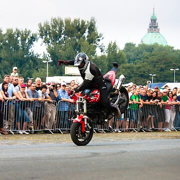 motorcycle stunt 006 by dirkhinz