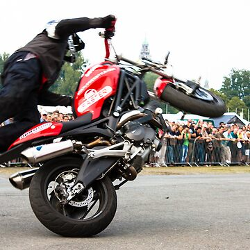 motorcycle stunt 008 by dirkhinz