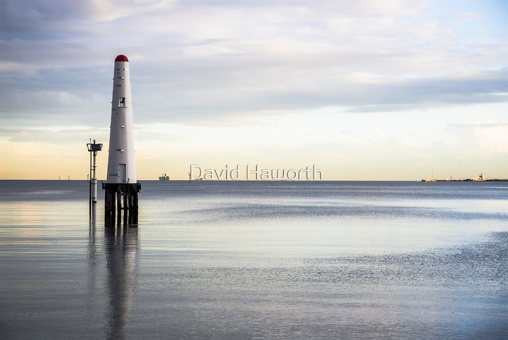 Beacon Bay by David Haworth