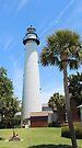 St Simons Lighthouse by Bob Hardy